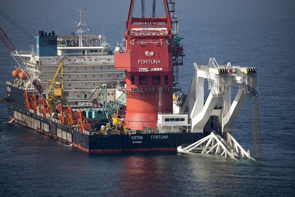 Nord Stream 2: sẽ hoàn thành vào ngày 23/8/2021?