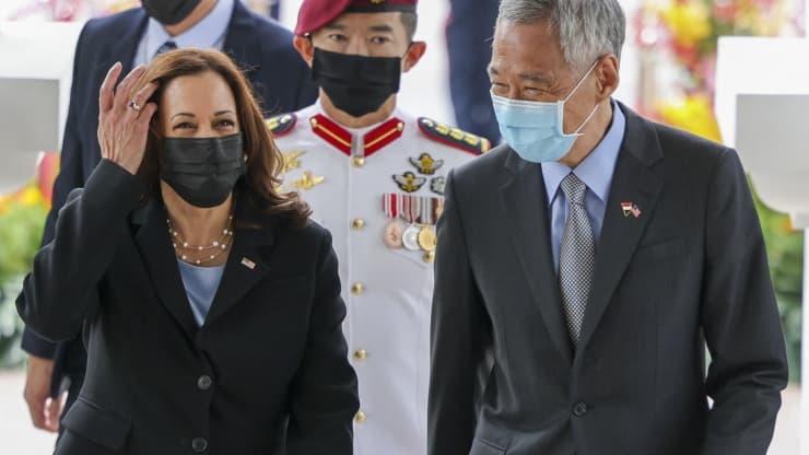 Chuyến thăm Đông Nam Á của Phó Tổng thống Mỹ Kamala Harris: Tăng cường quan hệ với khu vực