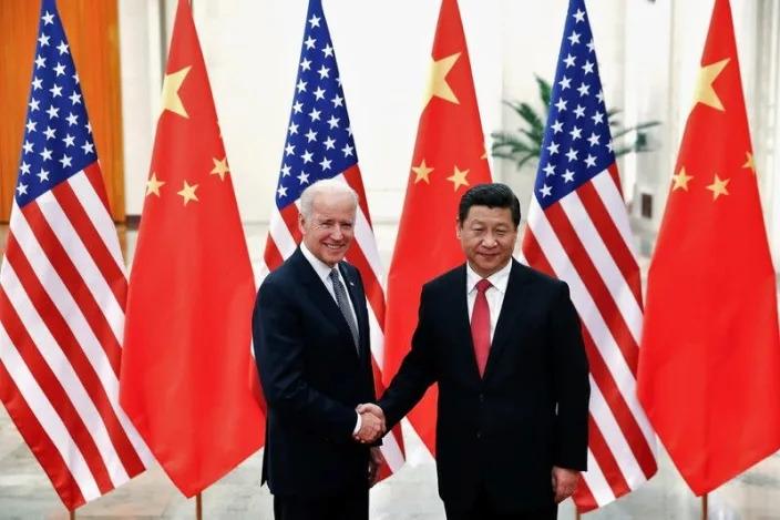 Tổng thống Mỹ Biden và Chủ tịch Trung Quốc Tập Cận Bình thảo luận tránh xung đột