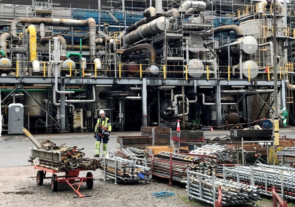 Giá khí đốt tăng cao tác động đến một số ngành công nghiệp nặng và chuỗi cung ứng