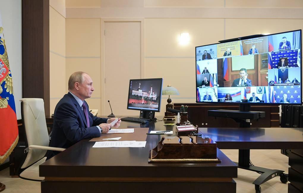 Tổng thống Nga Putin hạ nhiệt thị trường khí đốt châu Âu, nhẹ tay với Ucraine