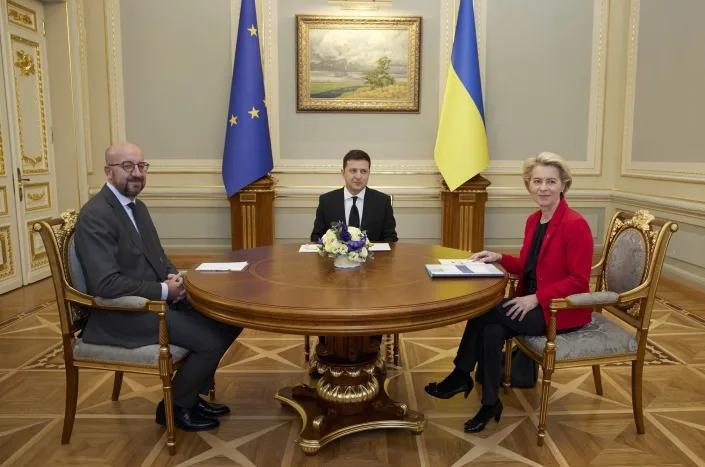 Thượng đỉnh EU-Ukraine: EU cam kết ủng hộ an ninh năng lượng của Ukraine