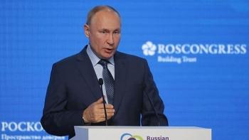 Tổng thống Putin: Nga không sử dụng khí đốt làm vũ khí địa chính trị, sẵn sàng hợp tác với EU ổn định thị trường năng lượng