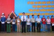 Công đoàn Dầu khí tặng 20 phần quà tại Quảng Nam