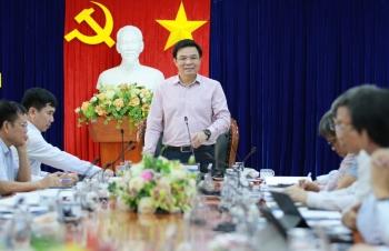 """Tổng giám đốc PVN Lê Mạnh Hùng: BSR đã triển khai những biện pháp vượt khó trong """"tác động kép"""" rất tốt"""