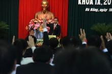 Bí thư Thành ủy Đà Nẵng được bầu làm Chủ tịch HĐND