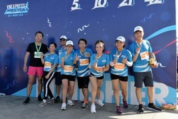 clb viet da bsr tham du giai marathon quoc te quy nhon 2019