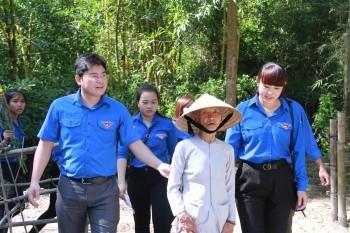 Nhiều hoạt động ý nghĩa của tuổi trẻ Tập đoàn Dầu khí tại Quảng Nam