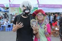 Khai mạc lễ hội giao lưu văn hóa Việt Nhật