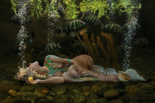 bao hoa nude photography