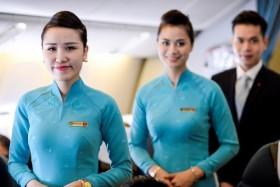 Vietnam Airlines lấy ý kiến hành khách về đồng phục mới