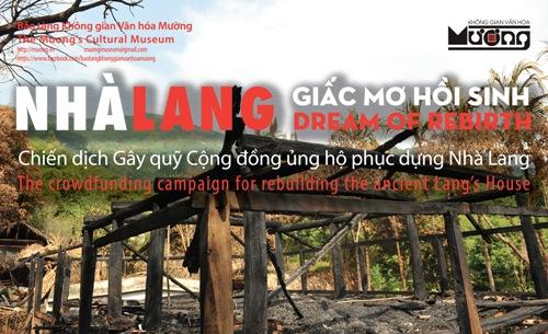 Nhà Lang - Giấc mơ hồi sinh!