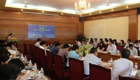 Hội nghị về công tác quản lý Khoa học Công nghệ lần thứ nhất