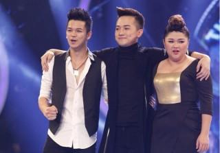 lo dien top 2 vietnam idol 2015