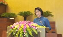Trình số lượng Phó chủ tịch QH, Ủy viên UBTVQH khóa XIV