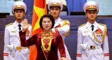 Bà Nguyễn Thị Kim Ngân được giới thiệu làm Chủ tịch QH khóa XIV