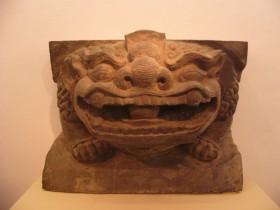 Triển lãm bộ sưu tập sư tử và nghê cổ Việt Nam