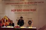 Khai mạc LHP Quốc tế Hà Nội lần thứ III