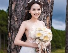 Hoa hậu Diễm Hương và hành trình tới hạnh phúc mới