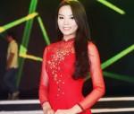Hoa hậu Kỳ Duyên tham gia Hương Tết Việt