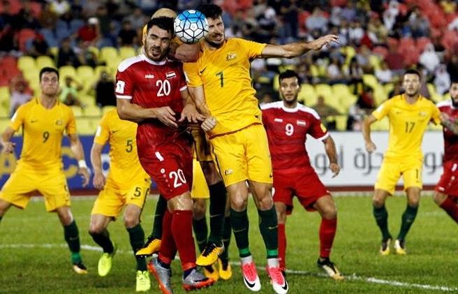 xem truc tiep bong da australia vs syria 20h30 ngay 151 asian cup 2019