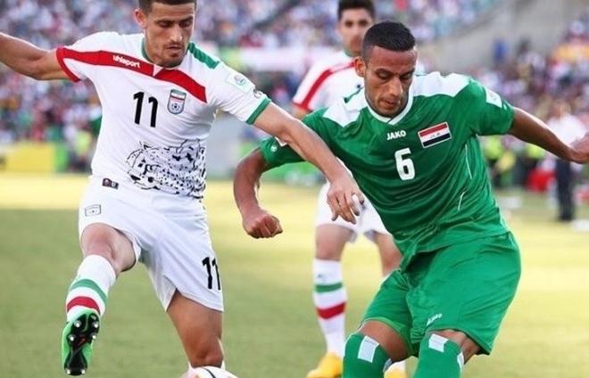 xem truc tiep bong da iran vs iraq asian cup 2019 23h ngay 161