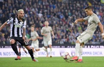 Link xem trực tiếp Juventus vs Udinese (Cup QG Ý), 2h45 ngày 16/1