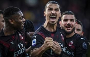 Link xem trực tiếp AC Milan vs Udinese (Serie A), 18h30 ngày 19/1