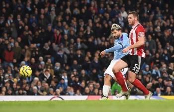 Xem trực tiếp Sheffield Utd vs Man City ở đâu?