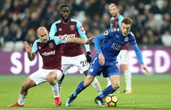 Link xem trực tiếp Leicester vs West Ham (Ngoại hạng Anh), 2h30 ngày 23/1