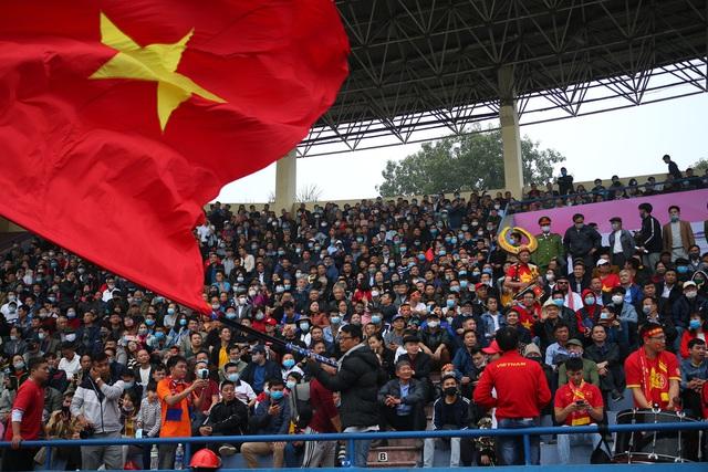 Bóng đá Việt Nam năm 2021: 4 mục tiêu quan trọng của HLV Park Hang Seo - 1