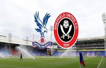 Kênh xem trực tiếp Crystal Palace vs Sheffield Utd, vòng 17 Ngoại hạng Anh 2020-2021