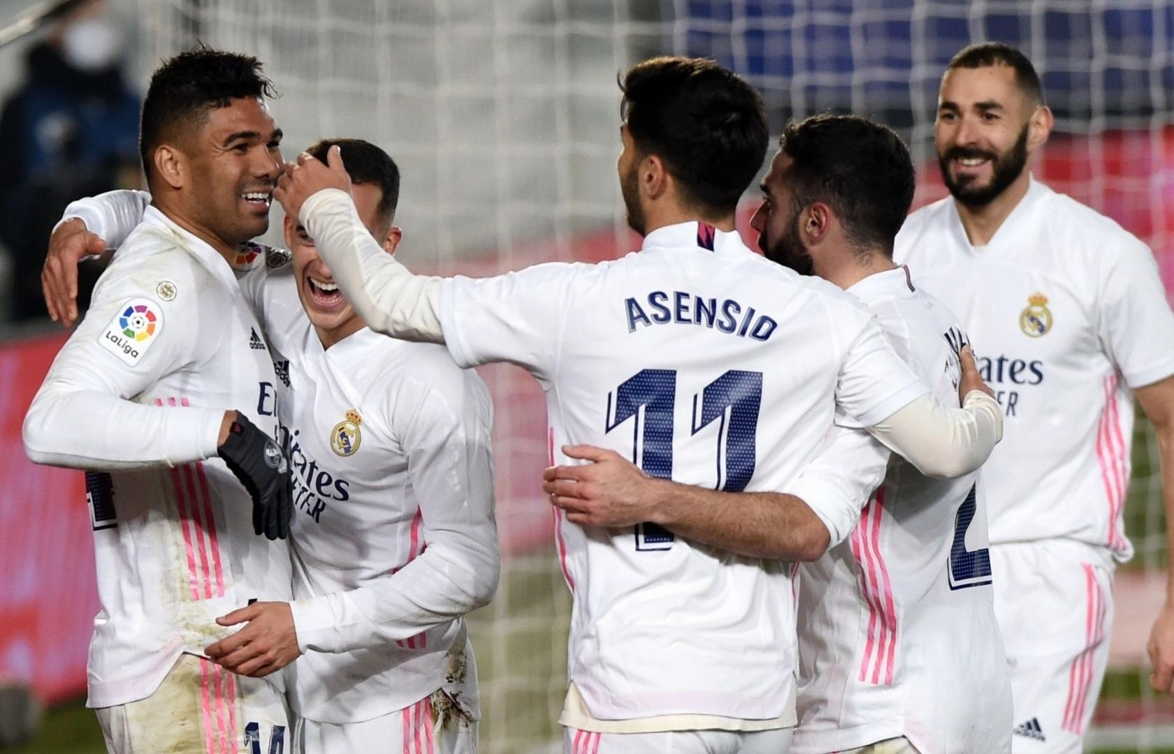 Link xem trực tiếp Real Madrid vs Celta Vigo (La Liga), 3h ngày 3/1