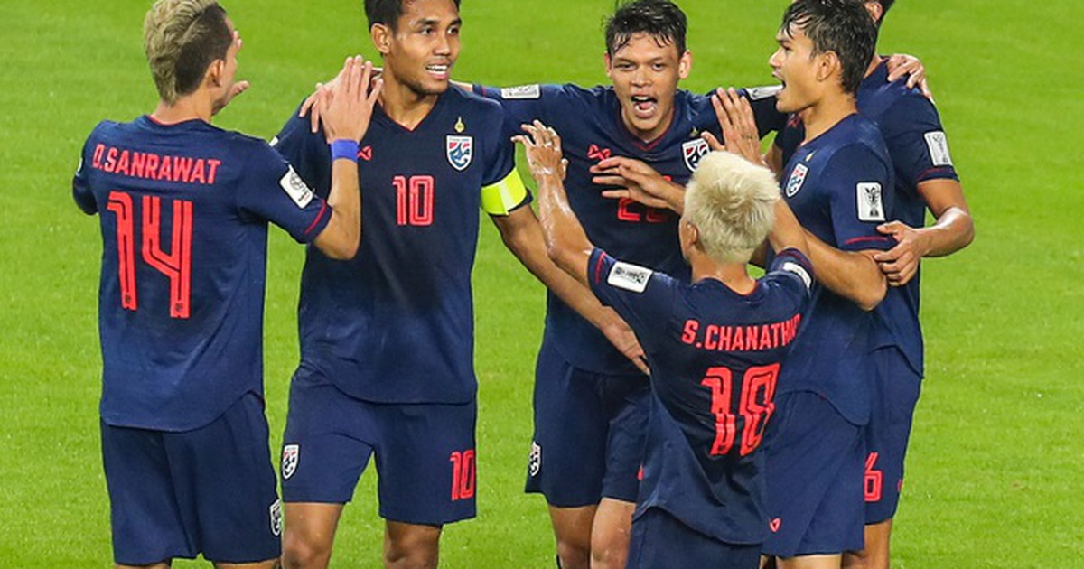 Ưu tiên số 1 của Thái Lan không phải AFF Cup hay SEA Games