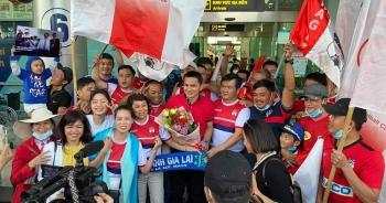 Kiatisuk được chào đón nồng nhiệt trong ngày trở lại Gia Lai