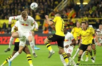 Kênh xem trực tiếp Leipzig vs Dortmund, vòng 15 Bundesliga 2020-2021