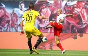 Link xem trực tiếp Leipzig vs Dortmund (VĐ Đức), 0h30 ngày 10/1