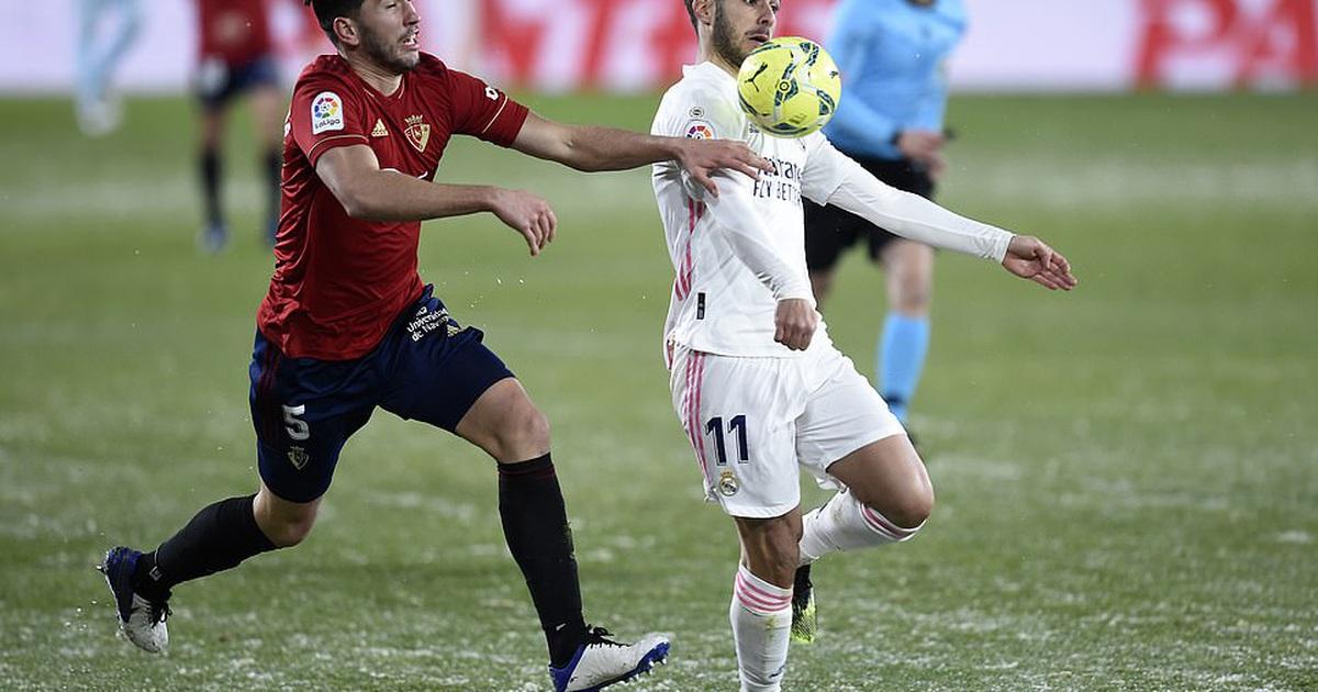 Hòa thất vọng, Real Madrid có nguy cơ bị Atletico bỏ xa