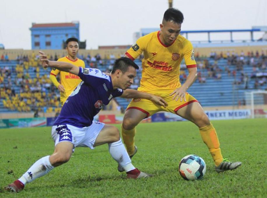 Link xem trực tiếp Nam Định vs Hà Nội FC (V-League 2021), 18h ngày 15/1