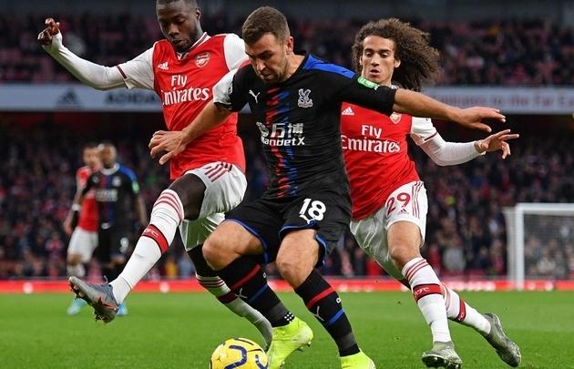 Link xem trực tiếp Arsenal vs Crystal Palace (Ngoại hạng Anh), 3h ngày 15/1