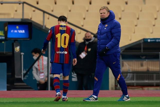 Messi bị PSG theo đuổi ráo riết, HLV Koeman tuyên bố đanh thép - 2