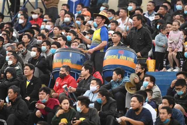 Đương kim vô địch Viettel hòa thất vọng trên sân Thanh Hóa - 1