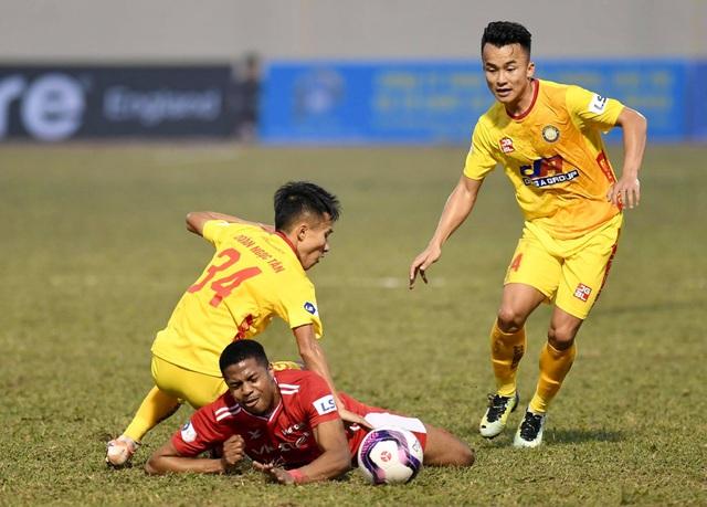 Đương kim vô địch Viettel hòa thất vọng trên sân Thanh Hóa - 3