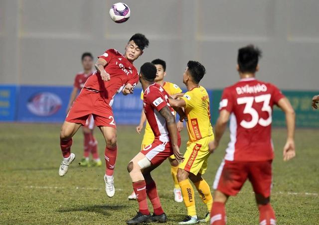 Đương kim vô địch Viettel hòa thất vọng trên sân Thanh Hóa - 4