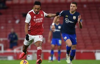 Link xem trực tiếp Southampton vs Arsenal (Ngoại hạng Anh), 3h15 ngày 27/1