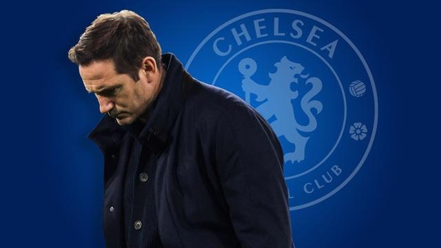 Chelsea sa thải HLV Lampard: Khi Frankie lao mình vào ngọn lửa... - 1