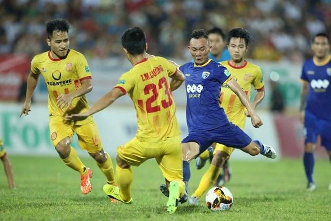 Kênh xem trực tiếp Thanh Hóa vs Nam Định, vòng 3 V-League 2021