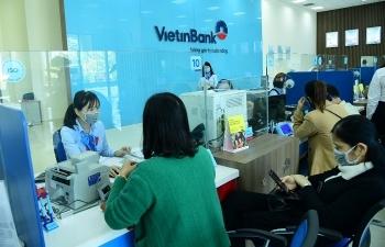 Tổng tài sản của VietinBank năm 2020 tăng hơn 8%