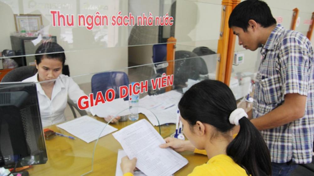 thu ngan sach nha nuoc thang 12017 dat 974 ngan ti dong