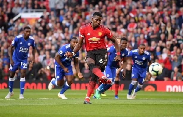 Xem trực tiếp bóng đá Leicester vs Man Utd (Ngoại hạng Anh ...